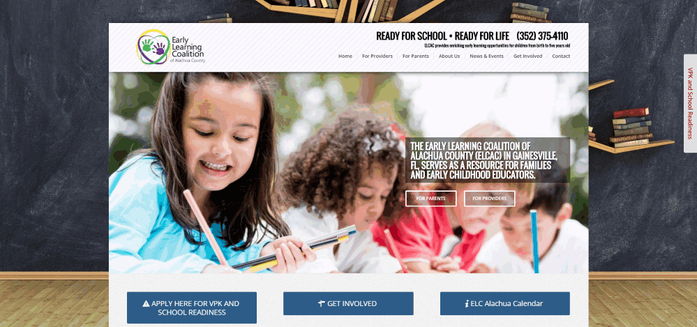 Early Learning Coalition of Alachua County Enriching Opportunities