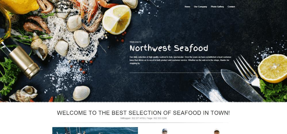Northwest Sea Food Gainesville Fl
